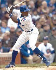 8x10 Photo Baseball, Alfonso Soriano, Chicago Cubs