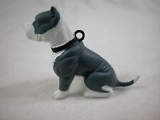 Dollhouse Miniature Animal House Pet Dog Puppy Dog Bulldog #Z275