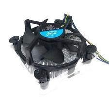 """CPU I3 I5 Enfriador Disipador TéRmico Aluminio 3.5"""" Ventilador Socket 1155 1156"""