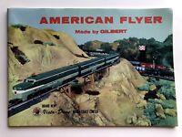 1956 Gilbert American Flyer Model Train Catalog w Northern Pacific Vista Dome  E