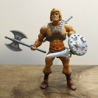 Masters Of The Universe Classics MOTUC He-Man Complete MOTU Mattycollector
