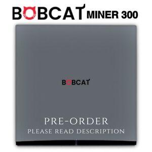 ⭐⭐ Bobcat 300 Hotspot Miner HNT Helium UK/EU 868 US 915 PRE ORDER! 8-20 Weeks ⭐⭐