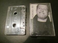 JOE COCKER - GREATEST HITS - CASSETTE TAPE ALBUM