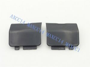 Pair REAR BUMPER TOW CAP HOLE For 2012-2015 MAZDA6