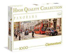 1000 pcs pzl Panorama London - Jigsaw Puzzle - Clementoni 39300
