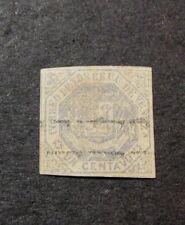 Venezuela Stamp Scott#  40 Overprinted 1873 C428