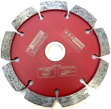 "4.5"" Tuck Point Diamond blade Thick Rodding Blade"