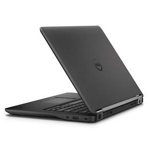 """Dell Latitude E7450 i5@2.30GHz 4G 8G 16G Ram 500GB SSHD 14"""" Win 10 Pro"""