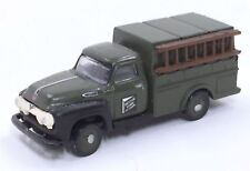 Classic Metal Works 1954 FORD F350 UTILITY TRUCK WESTERN UNION      Nscale