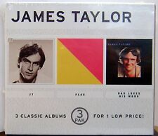 NEW JT/Flag/Dad Loves His Work [Box Set] [Box] by James Taylor (Soft Rock) (CD,