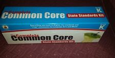 The Complete Common Core State Standards Kit Pocket Chart Cards Grade K