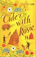 CIDER WITH ROSIE LAURIE LEE/VINTAGE CLASSICS 2002/ BIOGRAPHY PB USED VERY GOOD
