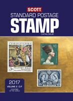 Scott 2017 Standard Postage Stamp Catalogue, Volume 2- Countries of the World…