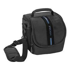 Kameratasche Schultertasche M für SLR DSLR Foto Tasche Hülle Case mit Regenhülle