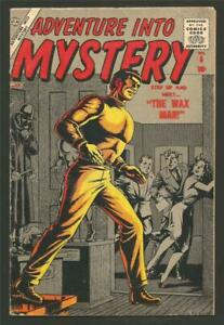 Adventure Into Mystery #6, March 1957