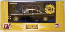 M2 Machines Auto-Thentics 1957 Dodge Custom Royal Lancer D500 Chase W+