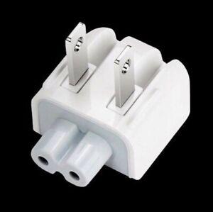 Macbook or iPad Magsafe Power Adapter Charger Duckhead 2 Prong Pin Wall Plug