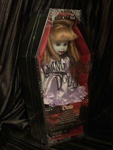 Living Dead Dolls Orchid Series 19 Vampire New Sealed Doll LDD sullenToys