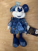NEW Disney Minnie Mouse The Main Attraction Peter Pan Flight Plush 6/12 Parks La
