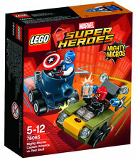 Captain America Marvel Super Heroes LEGO