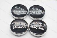 4Pcs 60mm Car Parts Wheel Center Hub Caps Badge Rim Dust Cover Logo for JAGUAR