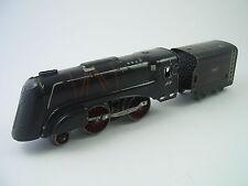 JEP O Gauge 2-4-0 SNCF Streamlined Steam Locomotive & Tender, Black, 3 Rail