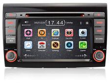 "7"" HD Autoradio NAVI GPS DVD Giocatore DAB+ RDS MP3 USB Per Fiat Bravo 2007-2012"