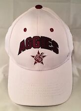 Texas A&M Aggies College Cap Hat White One Size