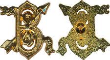 PRYTANEE MILITAIRE LA FLECHE, Récompense, doré, (Arthus Bertrand) (3263)
