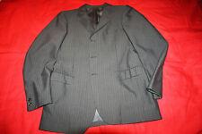 veste homme grise avec rayures