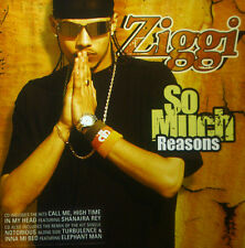 CD Ziggi - So Much reasons