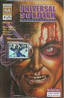 UNIVERSAL SOLDIER COMIC BOOK #1