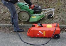 Benzinkanister Reservekanister Kraftstofftrolley 53 Ltr