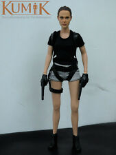 KUMIK Custom CG CY Girl Female Lara 1/6 Figure