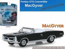 Pontiac GTO Convertible Mac Gyver  Limitiert  Greenlight Hollywood  1:64  OVP
