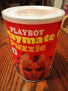NEW Unopened VTG 1967 Playboy Playmate Jigsaw Puzzlel. Rare Complete 1320 AP03