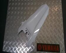 """Yamaha WR125X / WR125R """"Heckverkleidung / Abdeckung in weiß"""" Original Yamaha"""