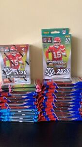 NFL Mystery Packs CARDS FROM PRIZM AND MOSAIC LOW RISK PART 2 (PART 1: 90 SOLD)