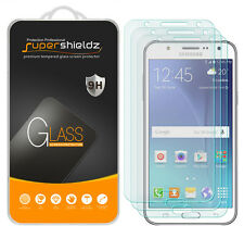3X Supershieldz Samsung Galaxy J7 Tempered Glass Screen Protector Saver