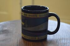 USS North Carolina Battleship Memorial Coffee Mug Cup Naval Travel Souvenir Mug