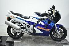 1996 Suzuki GSXR1100 GSX-R1100WT Unregistered Running JAP Import Classic Project