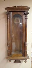 Early Large Weight Vienna Regulator Clock Case