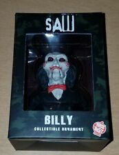 Billy Saw Do you want to play a game? Trick or Treat Studios Horror Ornaments