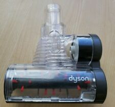 Dyson Mini Turbo Turbine Brush Tool Dyson Attachment Vacuum Head Clear Genuine