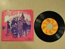 "SPANKY AND OUR GANG, Sunday Mornin', 72765 45 RPM 7"", picture sleeve, Echos of"
