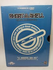 GHOST IN THE SHELL : STAND ALONE COMPLEX, 2 DVD'S NUEVO Y PRECINTADO