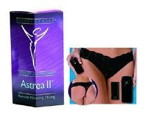 Dr LAURA BERMAN Center Intimate Vibrating Thong Remote Control Astrea II