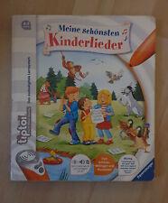 Tiptoi Meine schönsten Kinderlieder, Buch, 4-7 Jahre