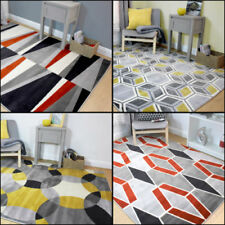 Tapis multicolores avec des motifs Géométrique en polypropylène pour la maison