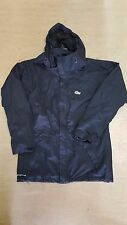 British SF EX Police Issue Lowe Alpine Triple Point Black Tactical Jacket Medium